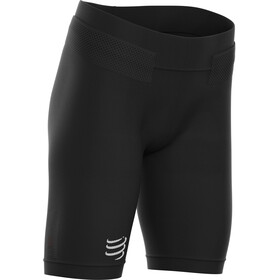 Compressport Trailrunning Under Control Pantalones cortos Mujer, black